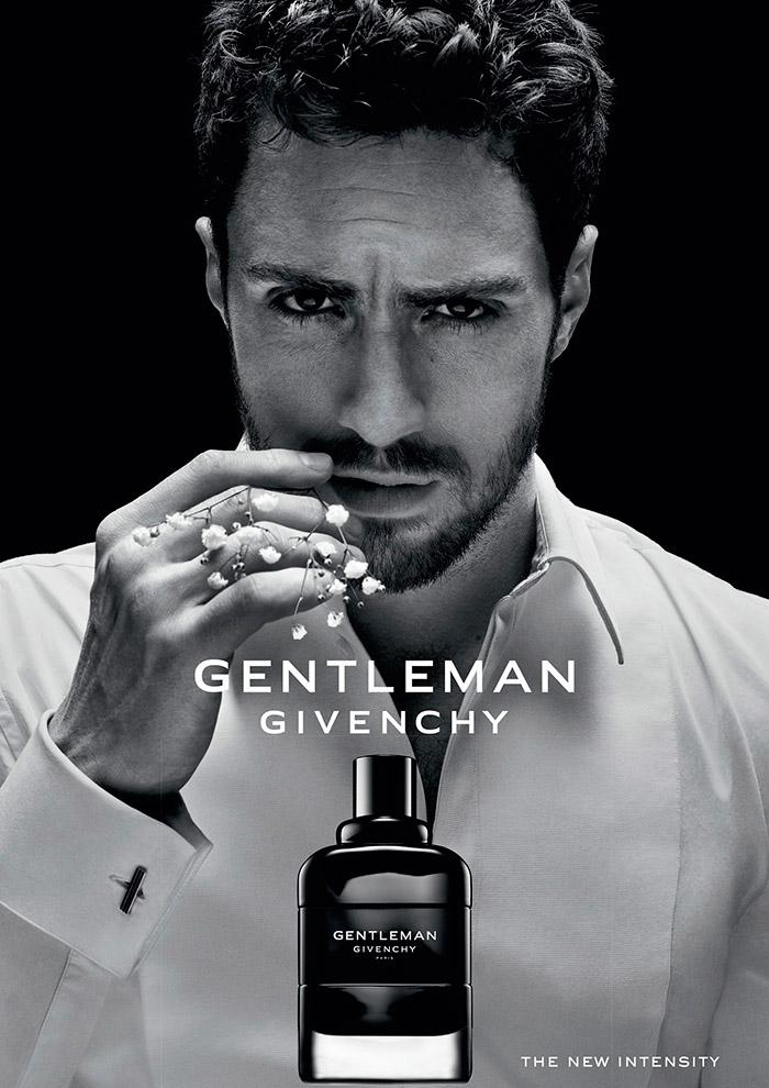 Gentleman Givenchy – аромат для мужчин