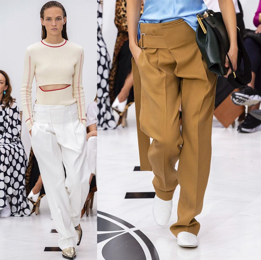Женские брюки 2019 – самый подробный обзор