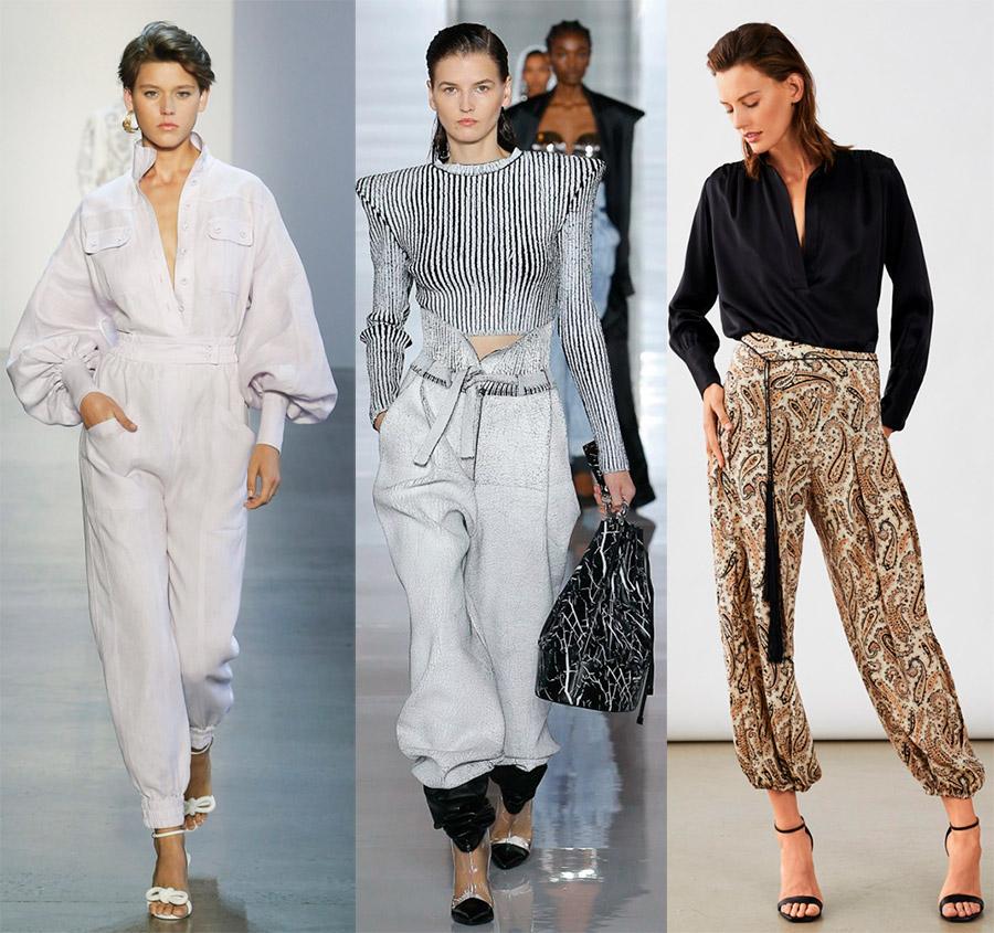 Женские брюки 2019