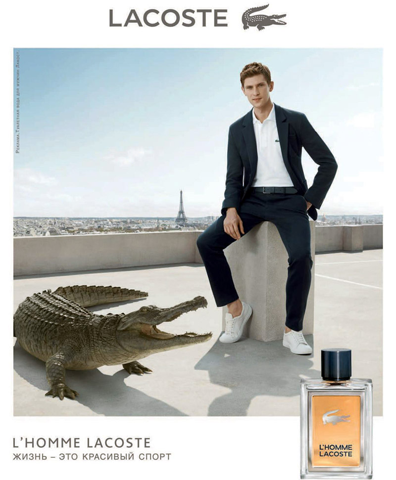 L homme Lacoste – аромат для мужчин