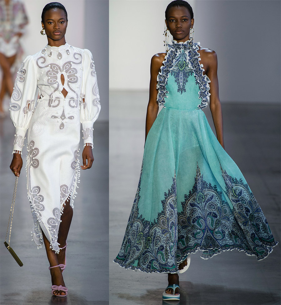 Как модный бренд Zimmermann пришел к успеху