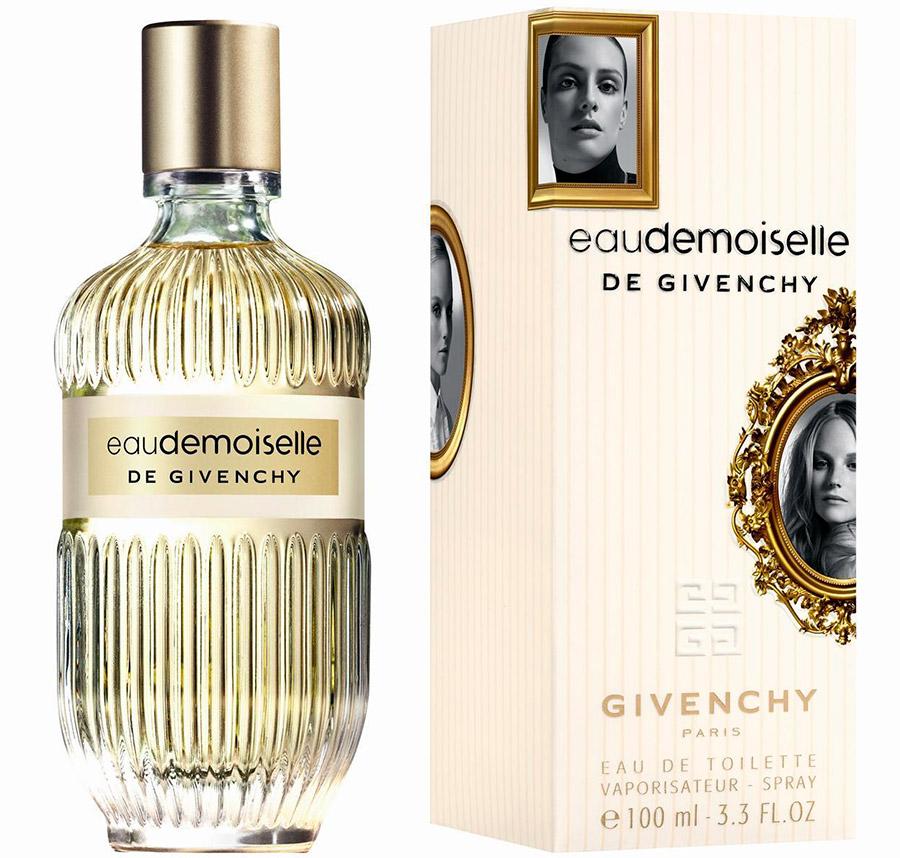 Аромат весеннего настроения Eaudemoiselle de Givenchy