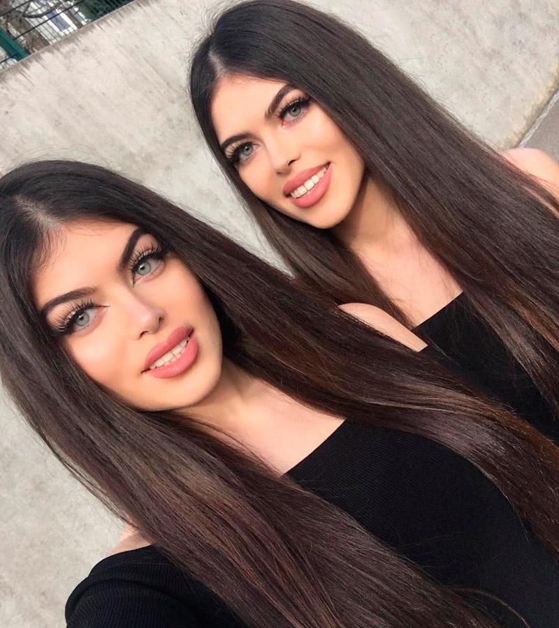 Как одевать девочек-близнецов и двойняшек