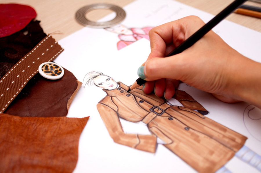 Как стать успешным дизайнером одежды и аксессуаров