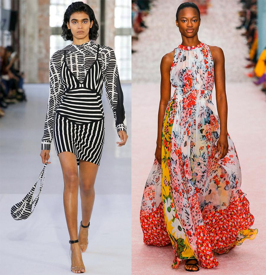Женская мода 2019