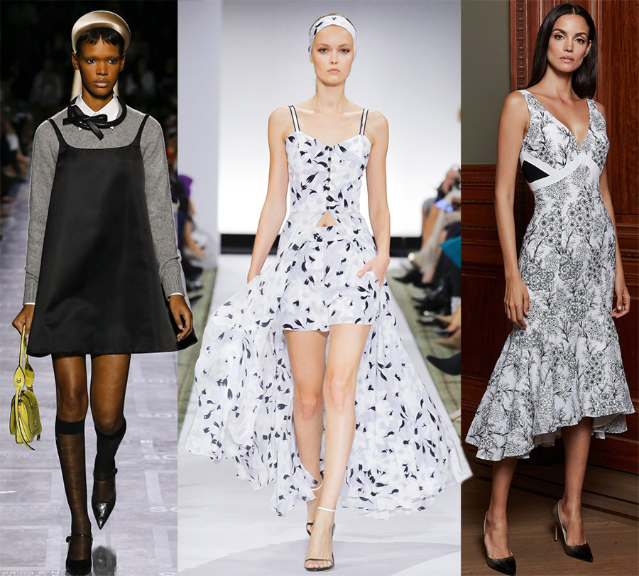 Летняя мода для женщин