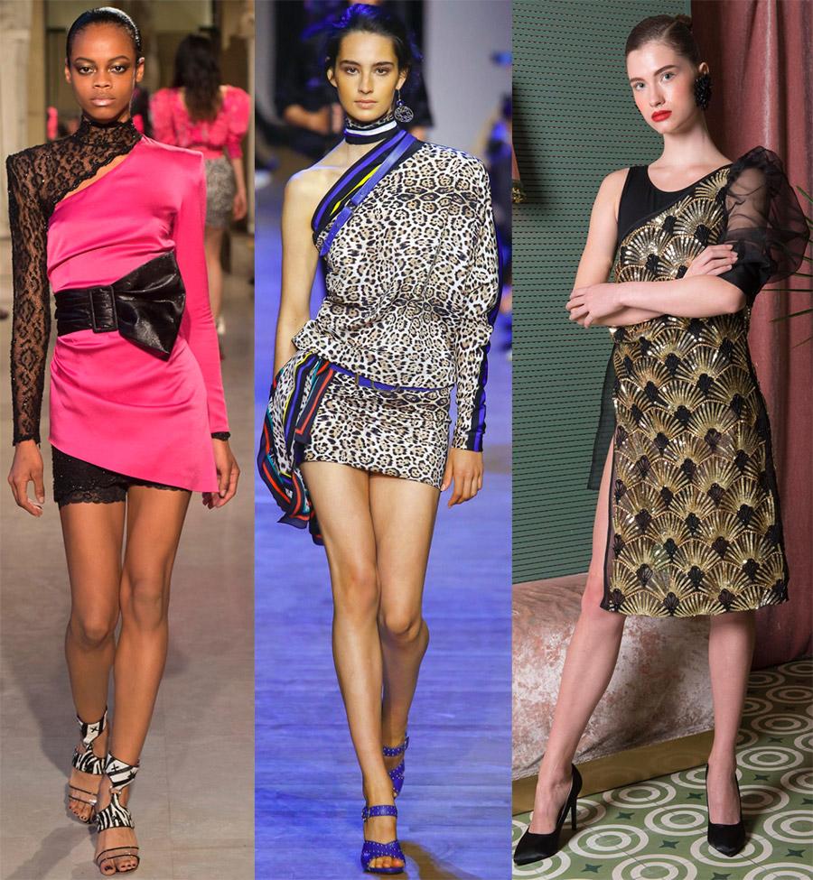 Ассиметрия и модные тренды