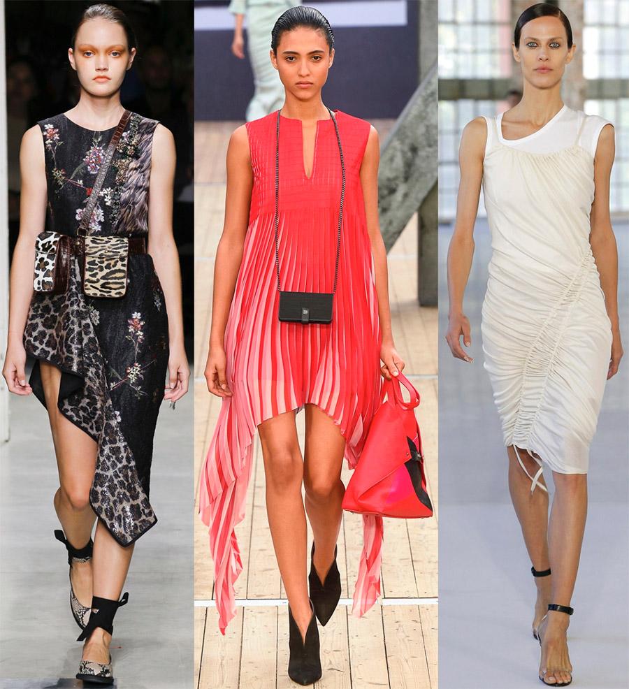 Модные и красивые платья 2019