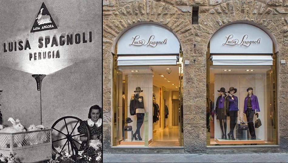 Магазины одежды Luisa Spagnoli