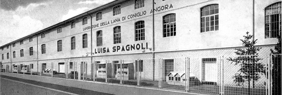 Фабрика одежды Luisa Spagnoli