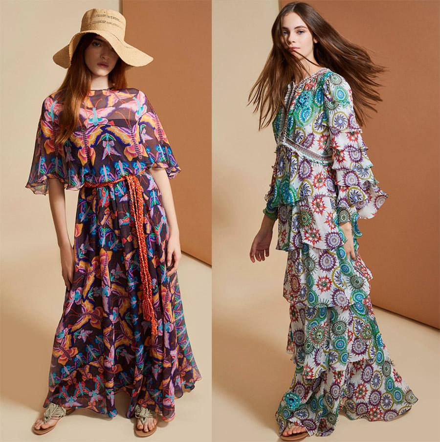 Женская мода на лето