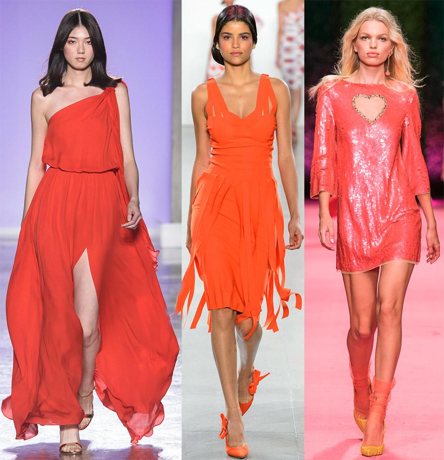 Пляжная одежда – модные образы 2019