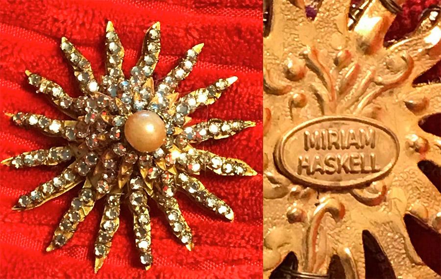 30 великолепных винтажных украшений Miriam Haskell