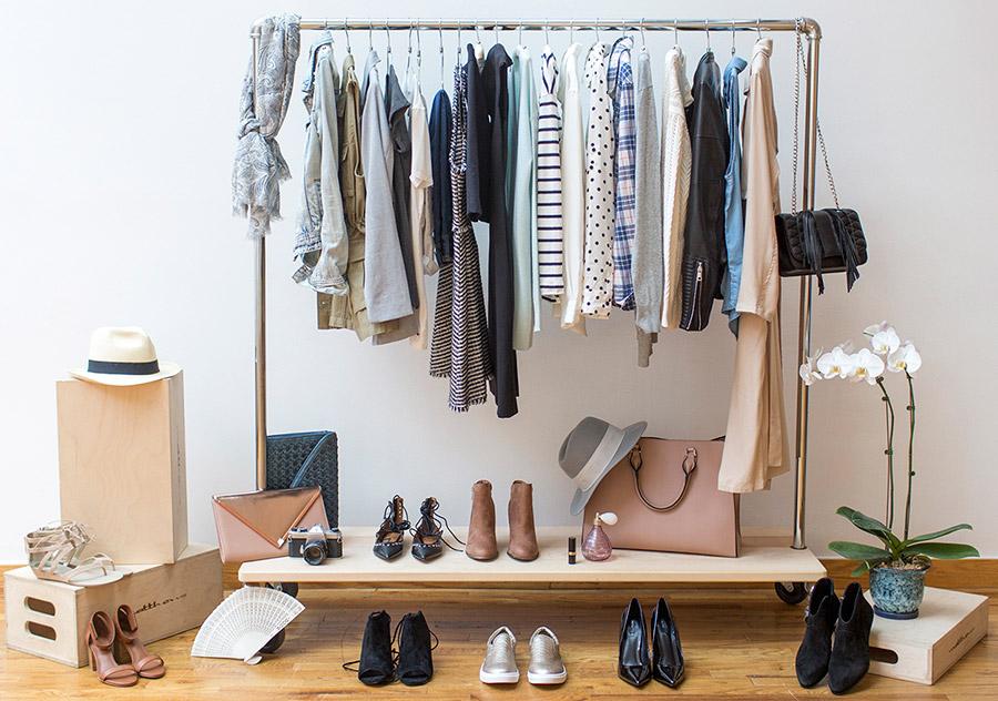 Капсульный гардероб для женщины