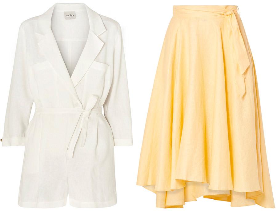 Какую одежду выбрать в жару – мода на лето