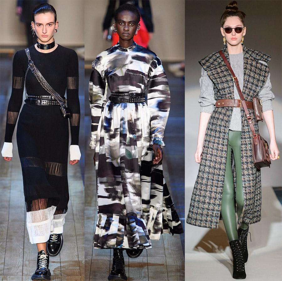 Камуфляжный принт и стиль милитари в моде 2019-2020