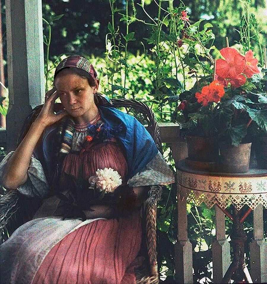 загородной виллы фото царской россии в цвете поражение верхнего