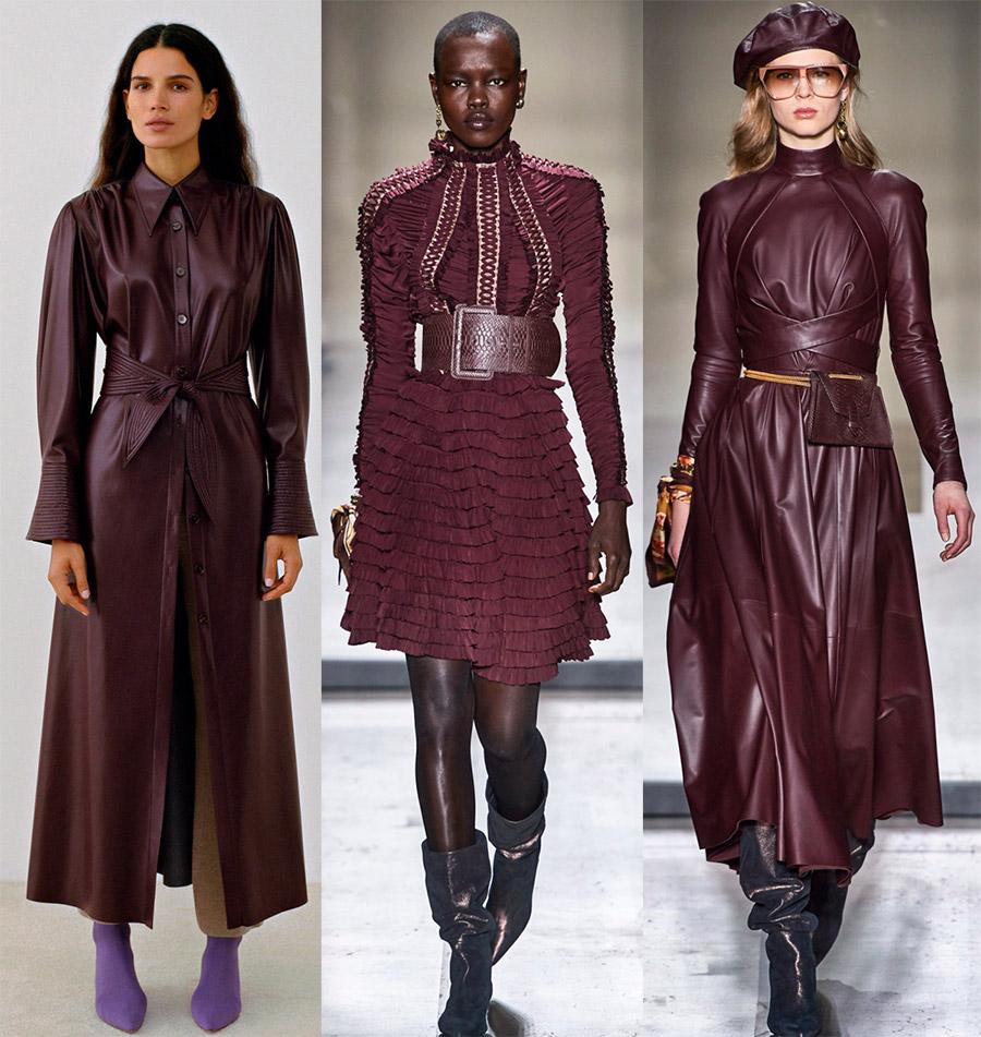 Modna barvna paleta 2019-2020