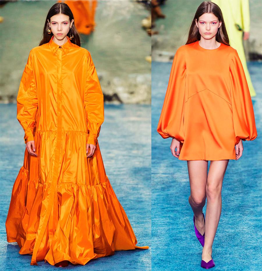 Svetle barve v ženski modi
