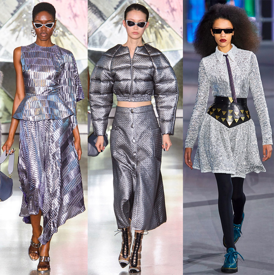 Модный тренд футуризм