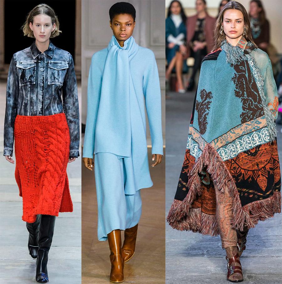 Модные ткани 2019-2020