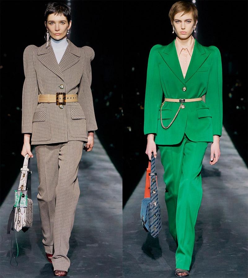 Классический женский костюм и модные тенденции 2019-2020