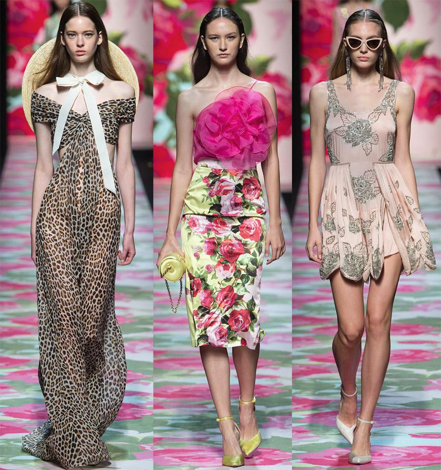 Яркая мода весна-лето