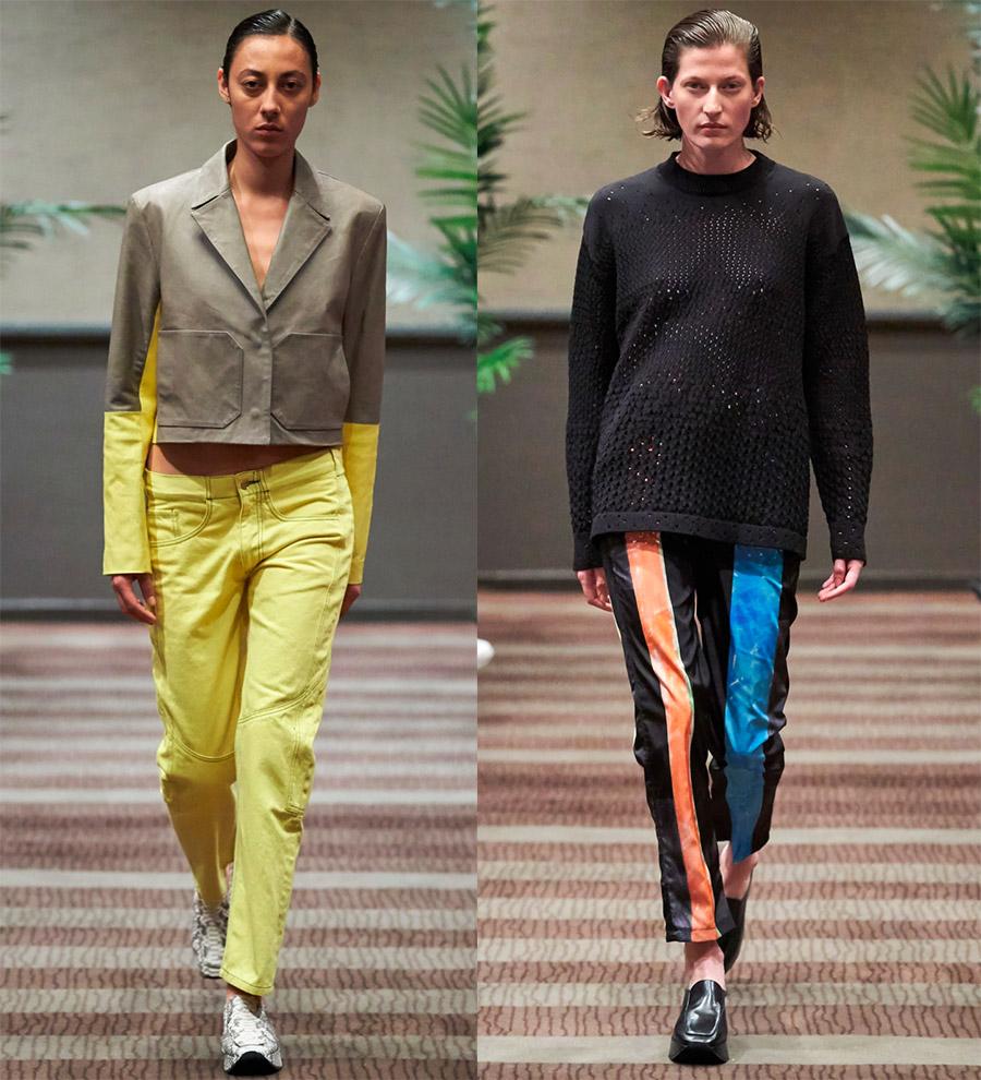 Модные стили 2020