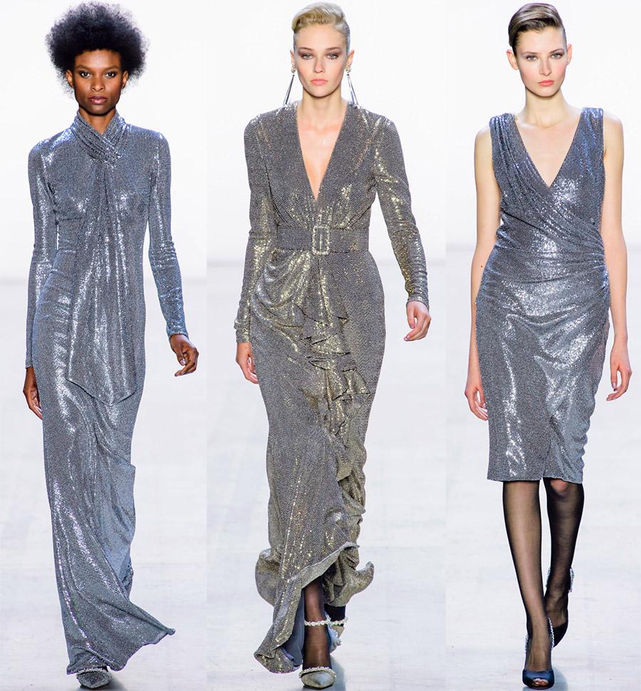 40 Shiny Dresses, untuk penampilan yang canggih