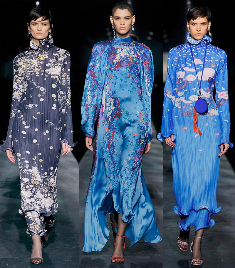 Mode Cetakan oleh Givenchy