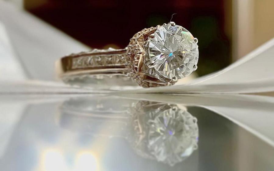 Муассанит - лучшая замена бриллианта
