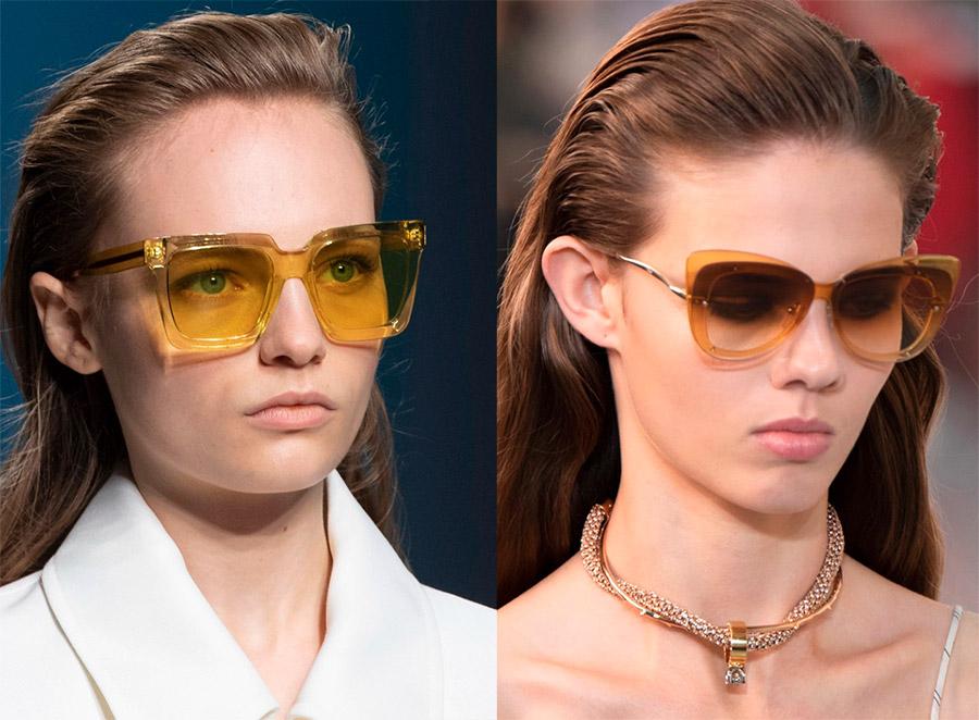 Модные очки весна-лето 2020