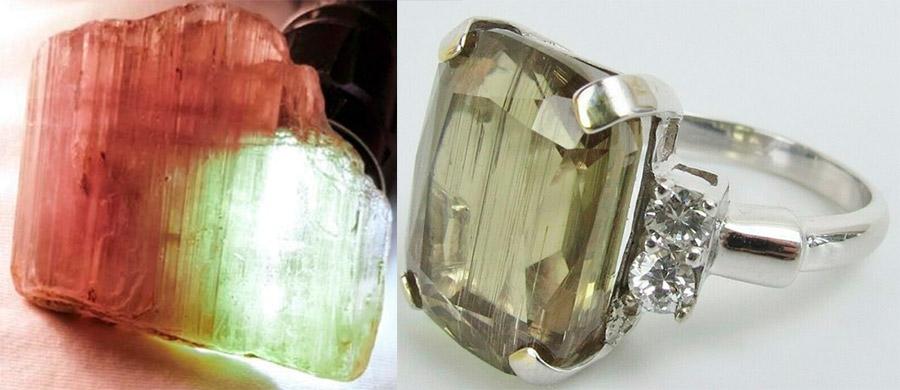 Прекрасный камень султанит