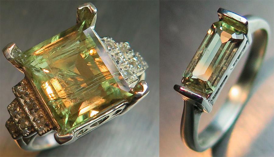 Камень султанит для создания самых волшебных образов
