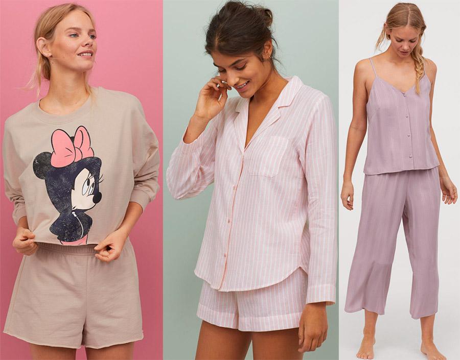 Модная пижама