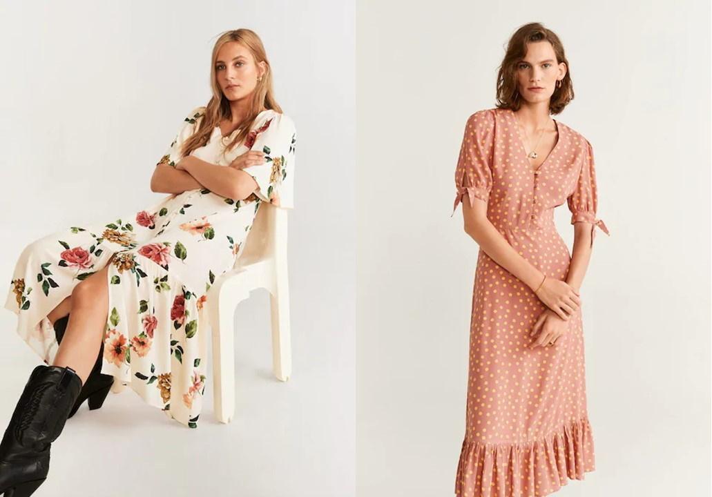 Платья для дома Mango