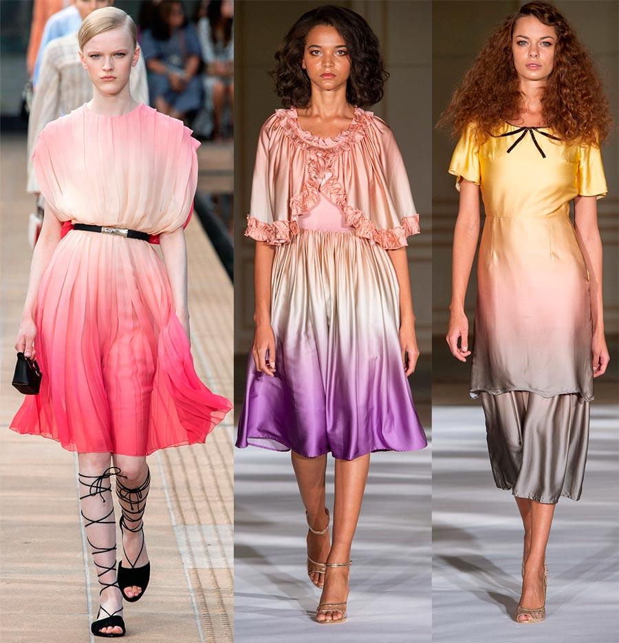 Модные принты в одежде весна-лето 2020