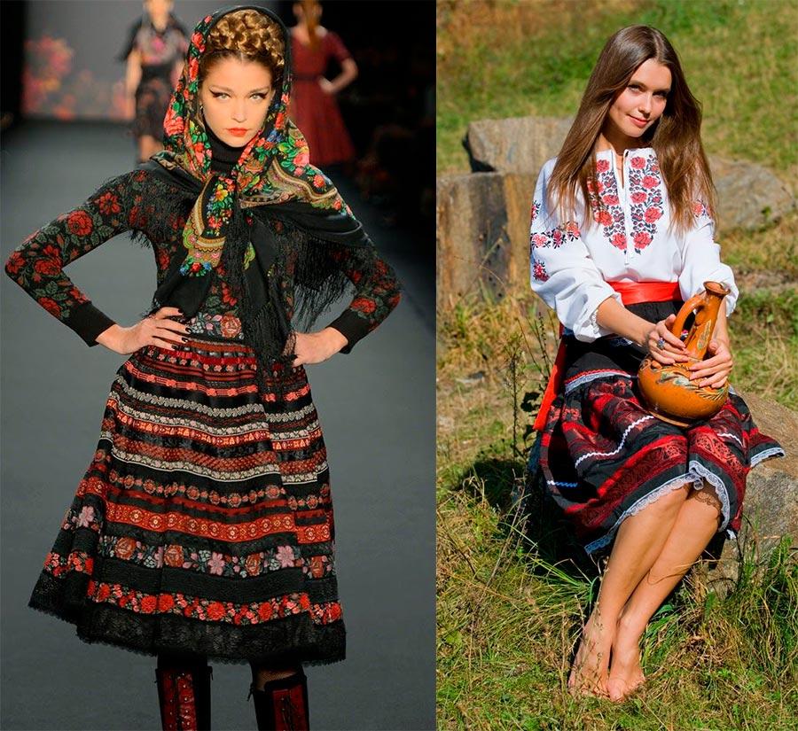 заболеваний деревенский стиль в одежде фото много