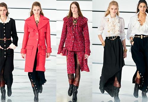 Модные образы на осень и зиму