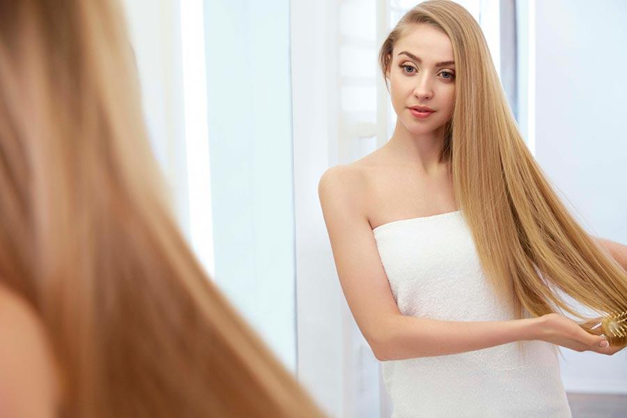 Как ухаживать за длинными волосами: топ-8 советов