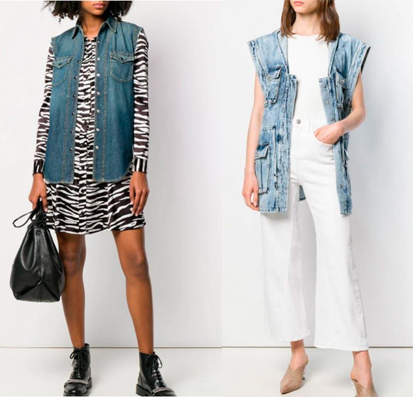 С чем носить модный жилет: советы стилиста