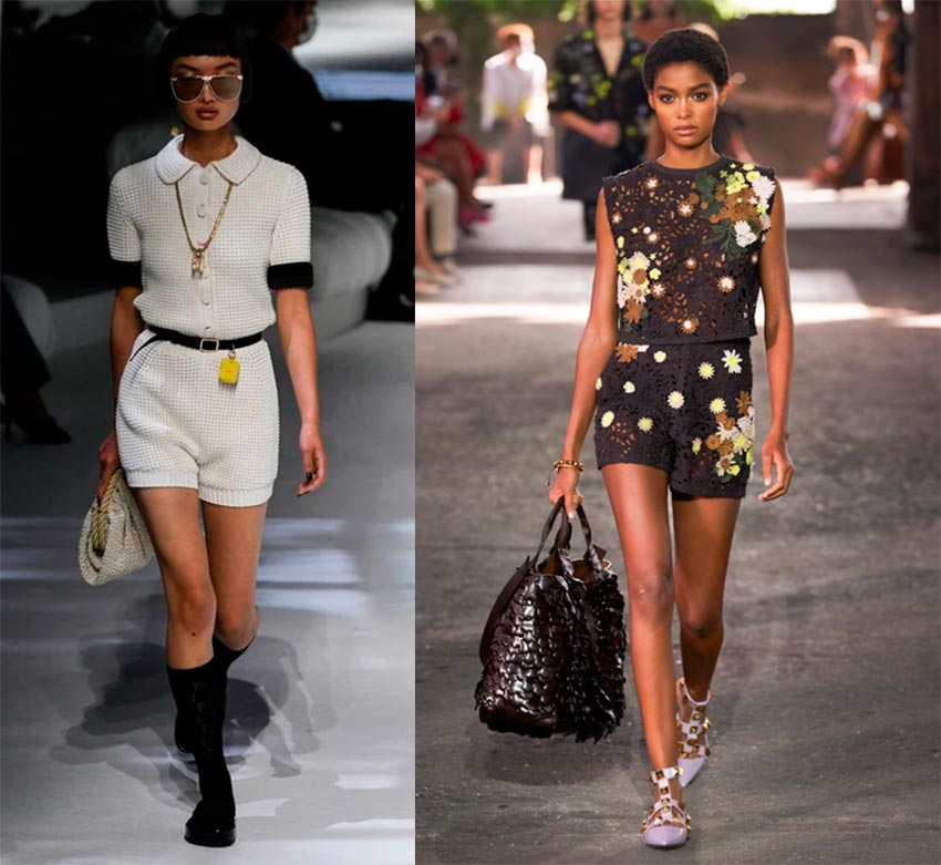 Женская мода 2021