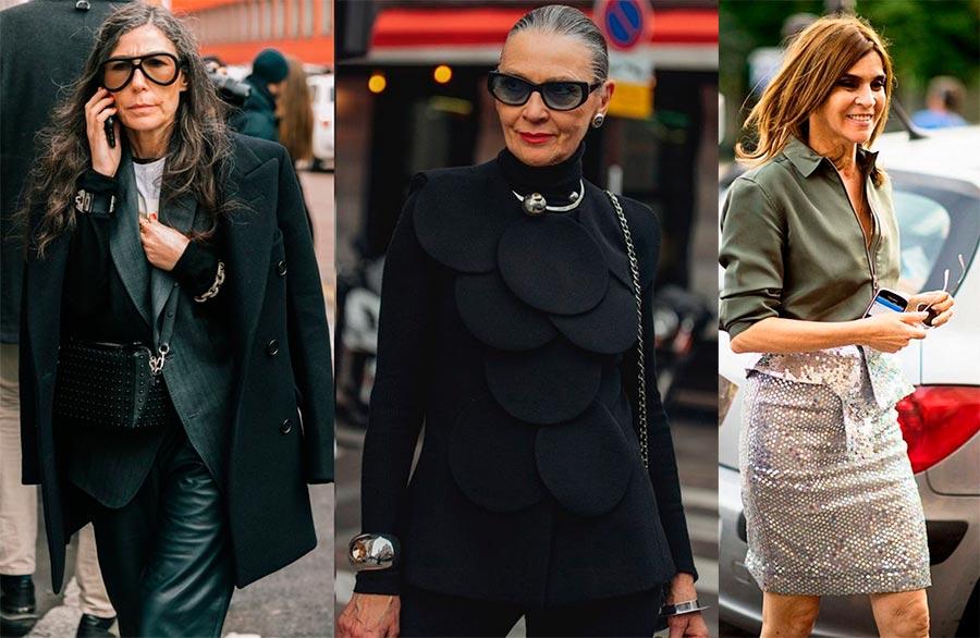 Мода и стиль после 50