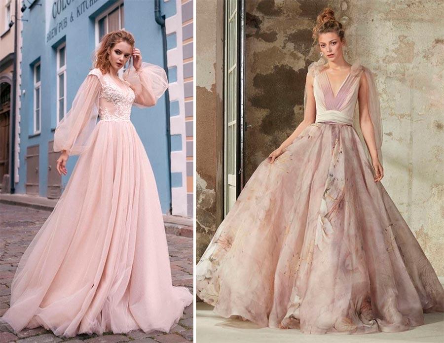 Выбираем идеальное свадебное платье: советы стилиста