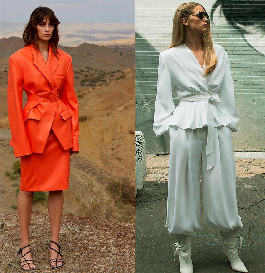 Женские костюмы 2021