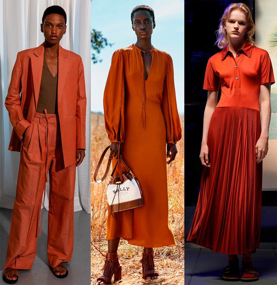 Модные оттенки 2021