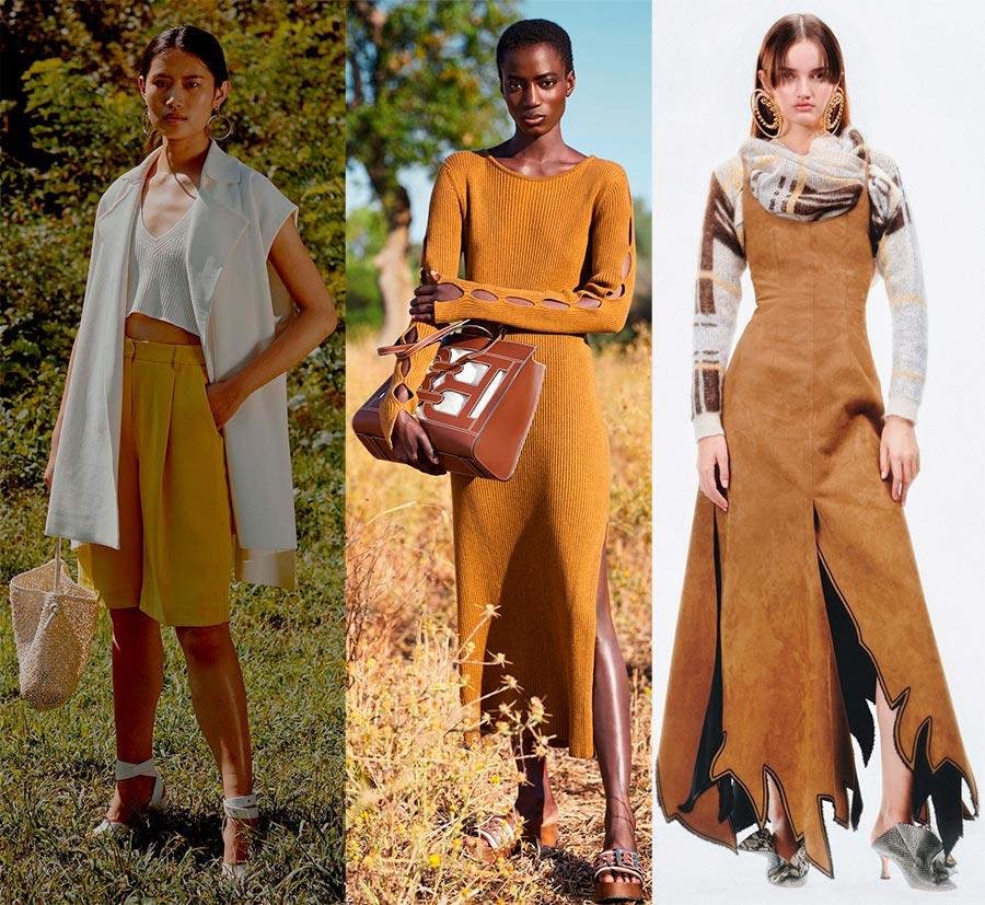 Самые модные цвета 2021