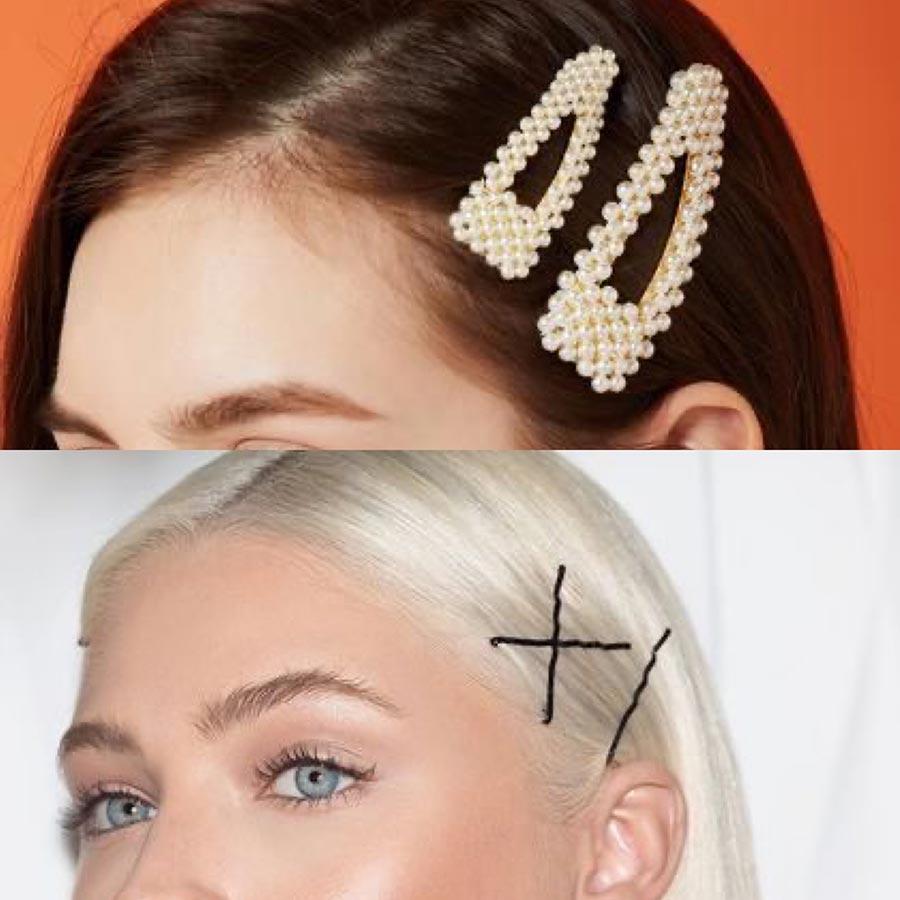 Антитренды украшений для волос