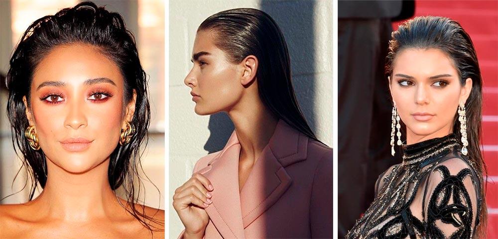 Модные прически и макияж 2021 года