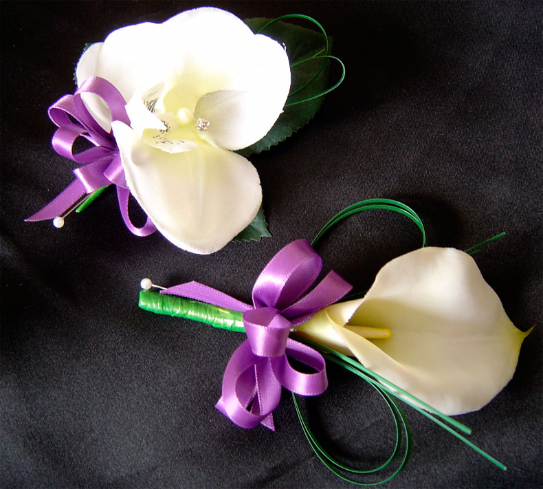 Цветы из ткани фото для Журнала ...: mylitta.ru/106-flowers.html